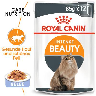 Royal Canin Intense Beauty in Gelee | 85 g