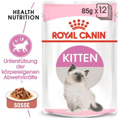 Royal Canin Kitten in Soße | 85 g