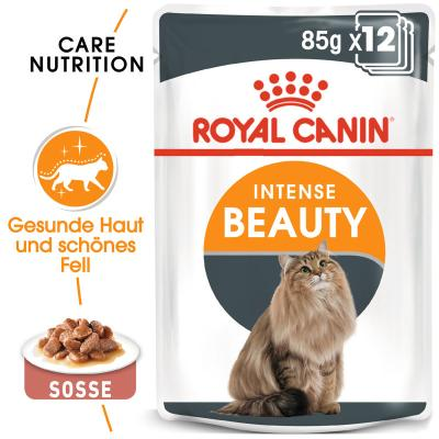 Royal Canin Intense Beauty in Soße | 85 g