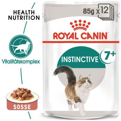 Royal Canin Instinctive 7+ in Soße | 85 g