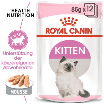 Royal Canin Kitten Mousse | 85 g