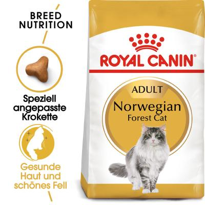 Royal Canin Norwegische Waldkatze Adult | 400 g