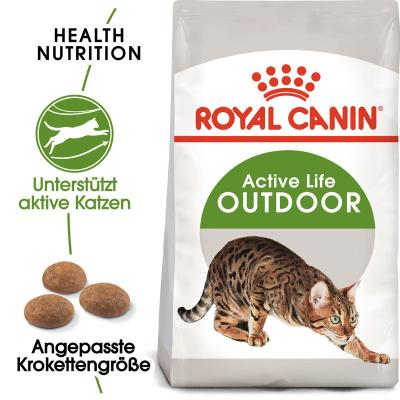 Royal Canin Outdoor | 400 g