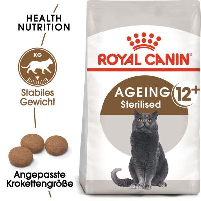 Royal Canin Senior Ageing 12+ Sterilised | 400 g