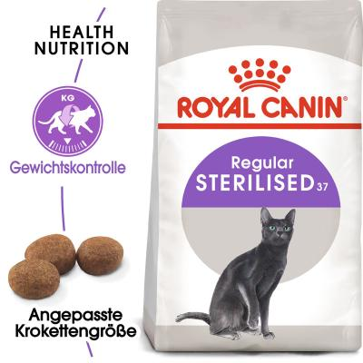 Royal Canin Sterilised 37 | 400g