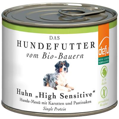 Defu Biofutter High Sensitive getreidefrei Huhn | 200g