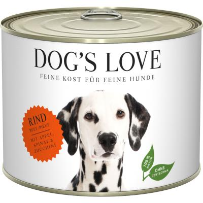 DOG'S LOVE Adult Rind | 200g
