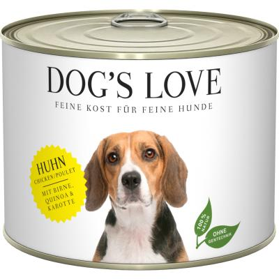 DOG'S LOVE Adult Huhn | 200g