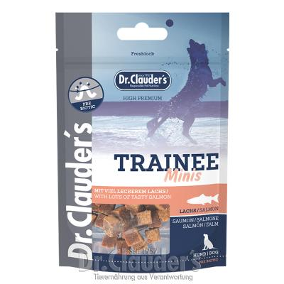 Dr.Clauder's Mini Trainee Snack Lachs | 50g