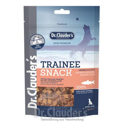 Dr.Clauder's Trainee Snack Lachs | 80g