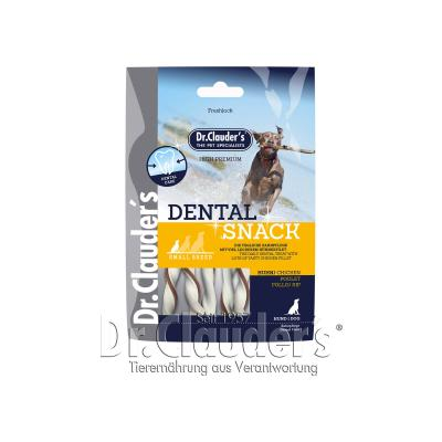 Dr. Clauder's Dental Snack Ente - small Breed  | 80g