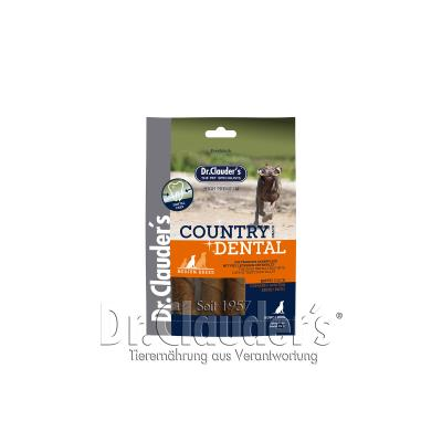 Dr. Clauder's Country Dental Snack Duck - medium Breed | 120g