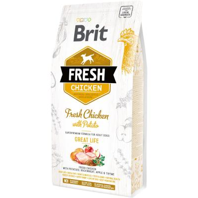 Brit Fresh Chicken Great Life | 2,5kg