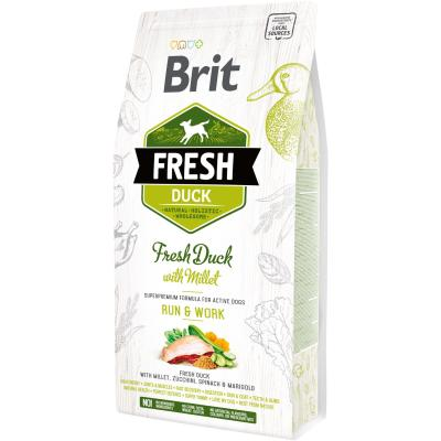 Brit Fresh Duck Run & Work | 2,5kg