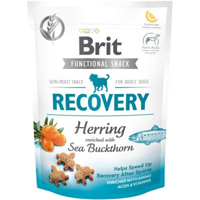 Brit Care Dog Functional Snack Recovery Herring - Hering+Sanddorn 150 g
