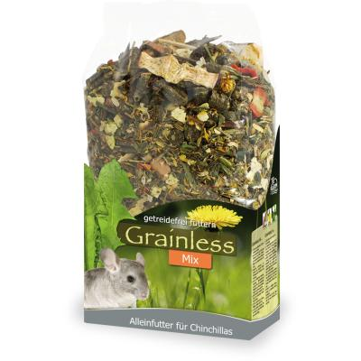JR Grainless Mix Chinchilla 650 g