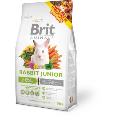Brit Animals RABBIT JUNIOR Complete 0,3 kg