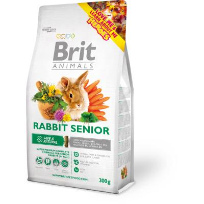 Brit Animals RABBIT SENIOR Complete 0,3 kg