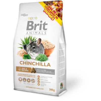 Brit Animals CHINCHILLA Complete 0,3 kg