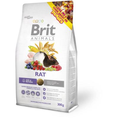 Brit Animals RAT Complete 0,3 kg