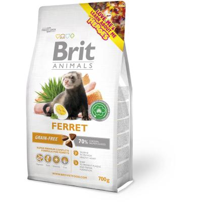Brit Animals FERRET Complete 0,7 kg