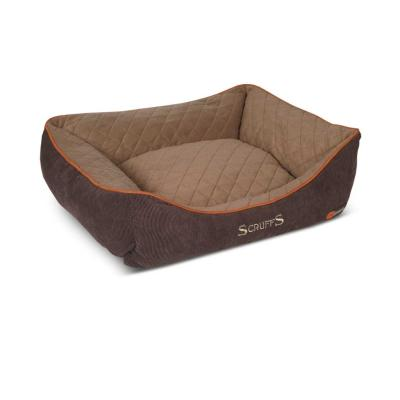 Scruffs Thermal Box Bed braun | L