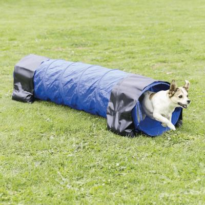 Trixie Dog Activity Agility Tunnel, ø 40 cm/2 m, blau