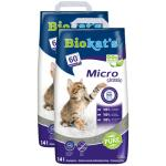 Sparpack! Biokats Micro Cassic PAP | 2 x 14l