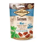 Carnilove Cat Crunchy Snack Salmon with Mint | 50 g