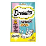 Maxi-Pack! Dreamies | Mr. Fell-Tastisch 55g 5 + 1 Gratis!