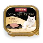 Animonda Vom Feinsten Adult | Rind & Huhn 100g