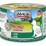 MAC's Cat Mono Sensitive Lamm | 200g