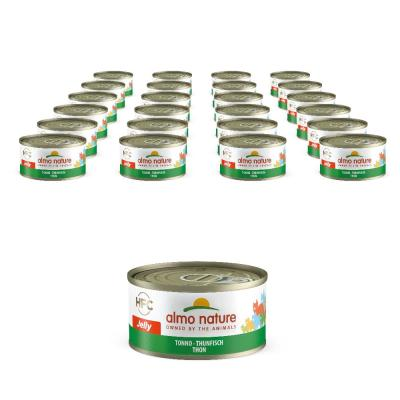 Sparpack! HFC Jelly Thunfisch | 24 x 70 g
