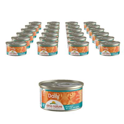 Sparpack! PFC Daily Mousse mit Lamm | 24 x 85 g