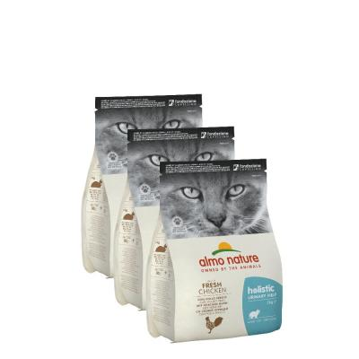 Sparpack! HFC Holistic Functional Urinary Help Huhn | 3 x 2 kg