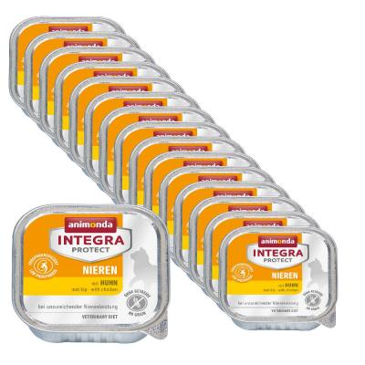 Sparpack! Integra Protect mit Huhn Indikationsbereich Niere | 16 x 100g