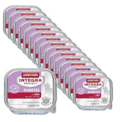 Sparpack! Integra Protect Diabetes Rind | 16 x 100g