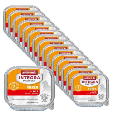Sparpack! Integra Protect mit Kalb Indikationsbereich Niere | 16x100g
