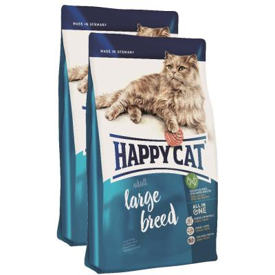 Sparpack! Happy Cat Supreme Large Breed | 2x10kg