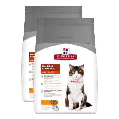 Sparpack! Hill's Feline | Adult Hairball Control Huhn 2 x 5kg