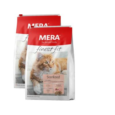 Sparpack! MERA finest fit Sterilized | 2x4kg