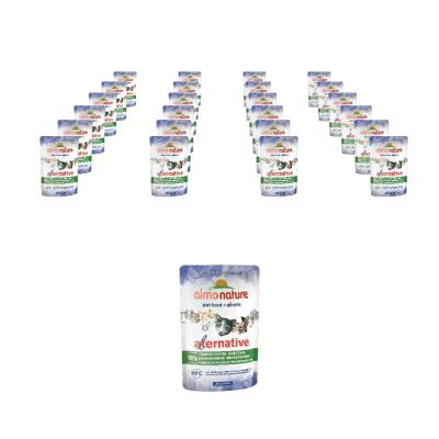 Sparpack! Almo Nature HFC Alternative Pazifikthunfisch | 24 x 55g