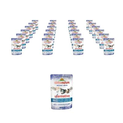 Sparpack! Almo Nature HFC Alternative Indonesische Makrele | 24 x 55g