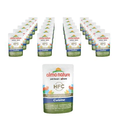 Sparpack! Almo Nature HFC Cuisine Thunfischfile...