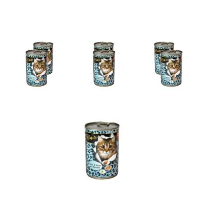 Sparpack! O´Canis for Cats mit Huhn, Lachs & Di...