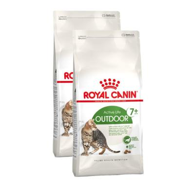 Sparpack! Royal Canin Outdoor +7 | 2 x 10kg