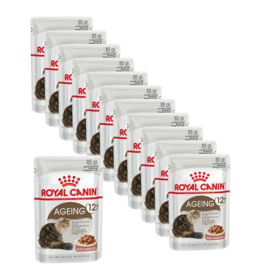 Maxipack Royal Canin Ageing +12 in Soße | 12 x 85g