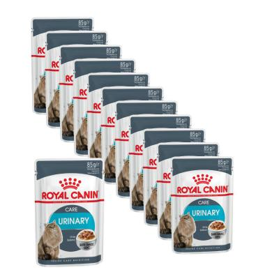 Maxipack Royal Canin Urinary Care in Soße | 85g 10 + 2 gratis