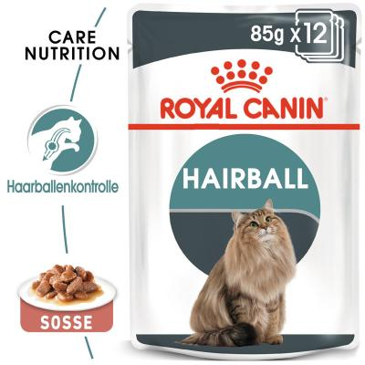 Sparpack! Royal Canin Hairball Care in Soße | 12 x 85 g