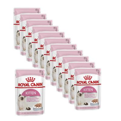 Sparpack! Royal Canin Kitten Instinctive in Mousse | 12x85g
